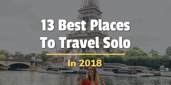 Best Places To Travel Solo
