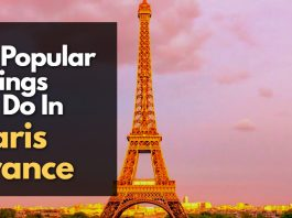 Popular Things To Do In Paris France