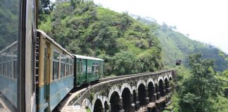 Kalka Shimla Toy Train