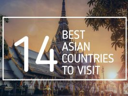 Best Asian Countries To Visit