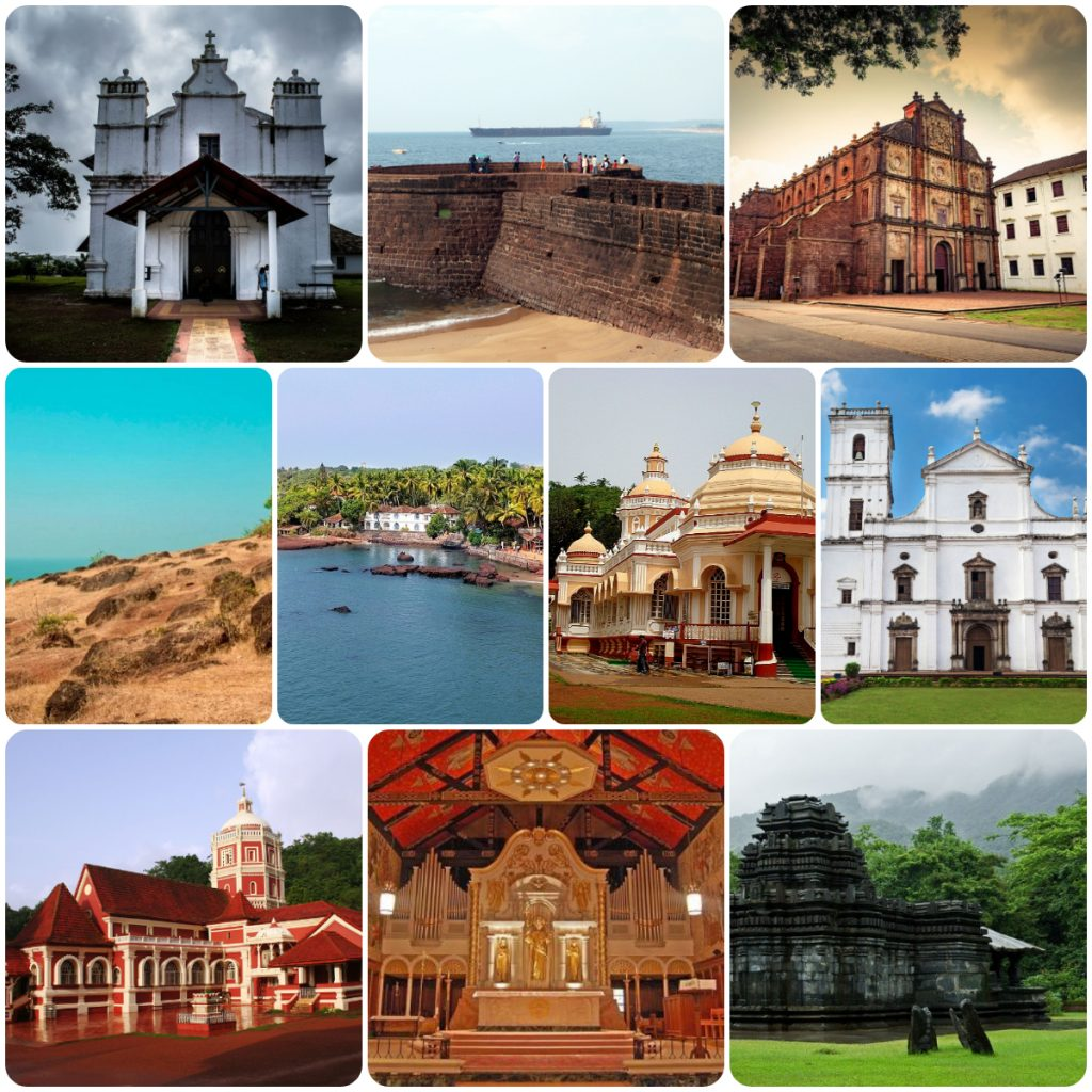 Places To Visit In Goa Indiamike: Best Time To Visit Goa At Cheapest Cost