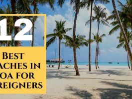 Best Beaches in Goa for Foreigners