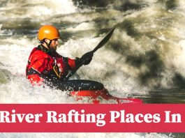 Best River Rafting Places In India